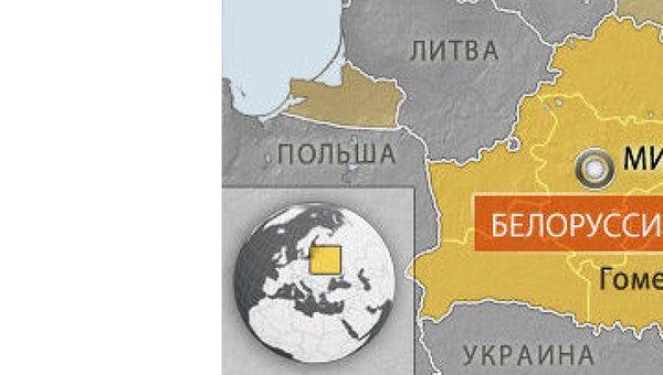 Белоруссия, город Гомель