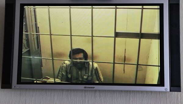 Рассмотрение кассационной жалобы на приговор Сергею Мохнаткину в Московском городском суде