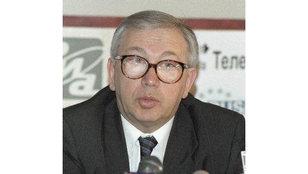 Уполномоченный по правам человека в РФ Владимир Лукин. Архив