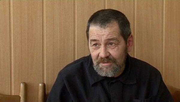 Помилованный Мохнаткин ждет освобождения в изоляторе для нарушителей