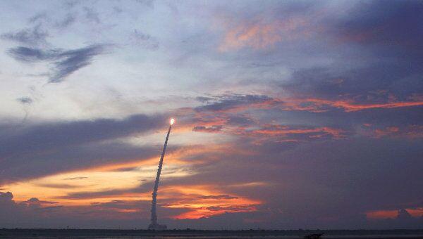 Индийская ракета-носитель PSLV-C19 со спутником дистанционного зондирования Земли Risat-1