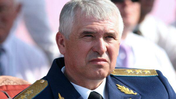 Генерал-полковник Александр Зелин. Архив