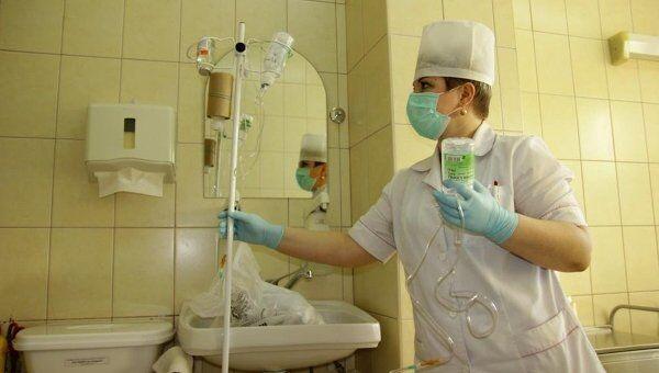 Один день с медсестрой Тюмень
