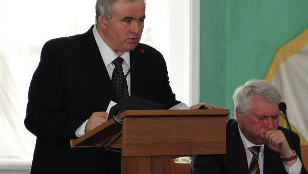 Сергей Ситников вступил в должность губернатора Костромской области