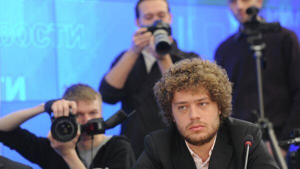 Блогер Илья Варламов. Архивное фото