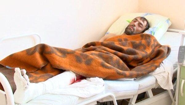 Раненые рассказали, что происходило во время двойного теракта в Махачкале
