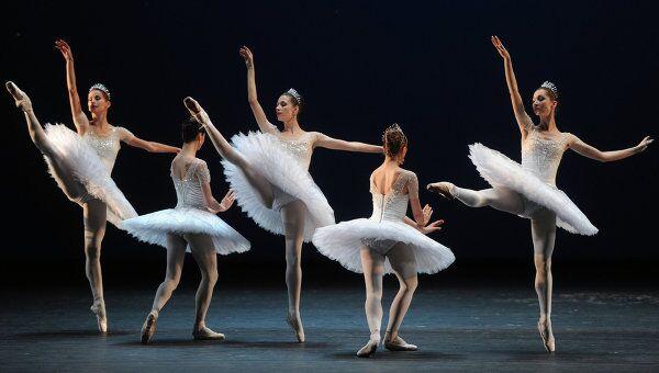 Балет Большого театра. Архивное фото