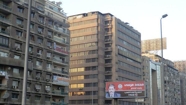 Агитация Мухаммеда Мурси, Каир