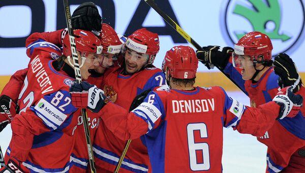 Хоккей. Чемпионат мира. Финальный матч