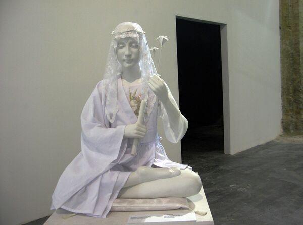 Проект корейской художницы Йи Сукъюнг