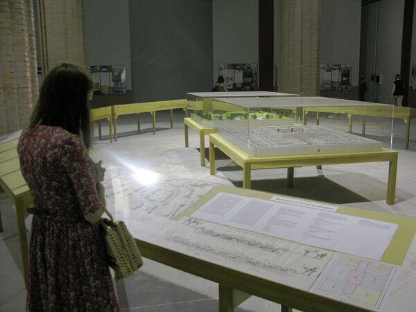Проект Ильи и Эмилии Кабаковых Монумент погибшей цивилизации