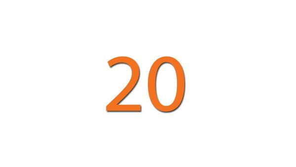 Цифра 20. Архив