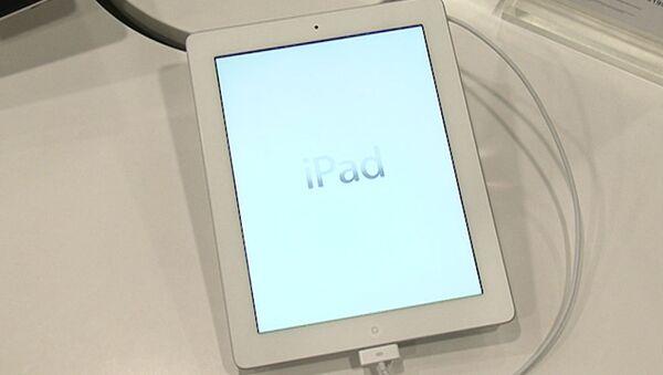 iPad третьего поколения добрался до России без ажиотажа, но с подарками