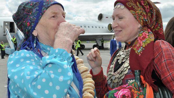 Возвращение Бурановских бабушек в Удмуртию