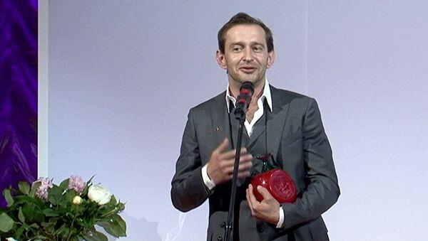 Хабенский объяснил, как он расценивает полученную премию Янковского