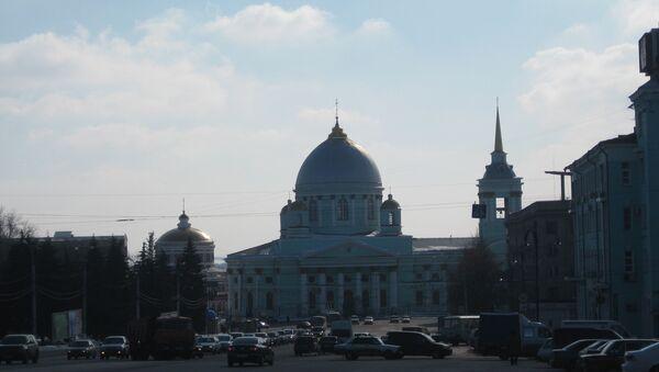 Город Курск. Архив
