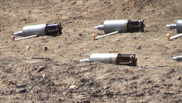 Умещающийся в ладонь прибор уничтожает боеприпасы без детонации и шума