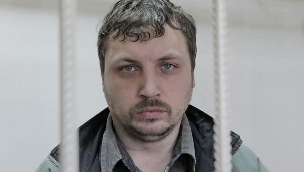 Фигурант дела о беспорядках на Болотной площади Михаил Косенко. Архивное фото