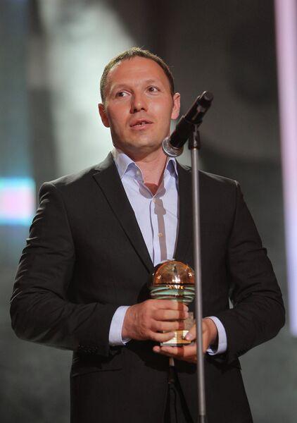 Церемония награждения лауреатов кинофестиваля Кинотавр