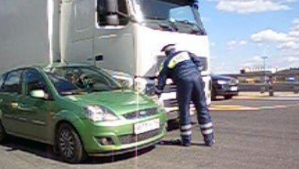 По дороге в Голицыно Московской области произошло сразу две аварии