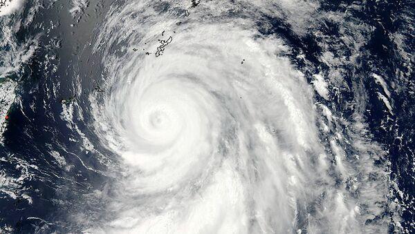 Тайфун Гучол