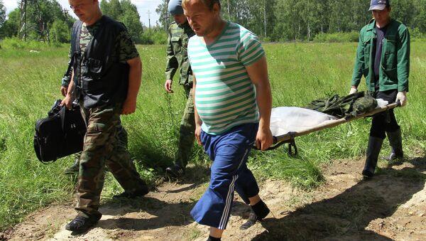 Похищенный под Владимиром мальчик найден мертвым