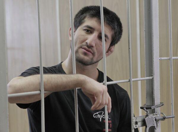 Заседание суда по делу спортсмена Расула Мирзаева