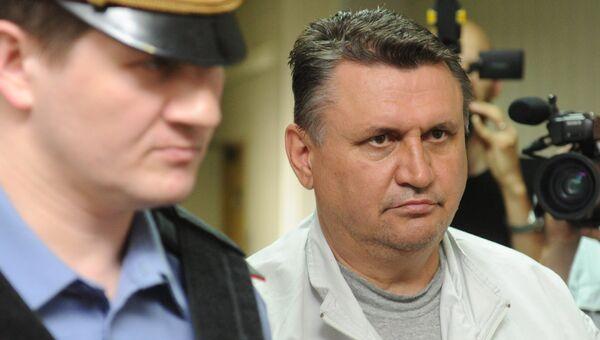 Арест генерал-майора медицинской службы Юрия Сабанина