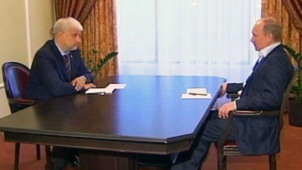 Фурсенко извинился за осечку на Евро и ушел в отставку