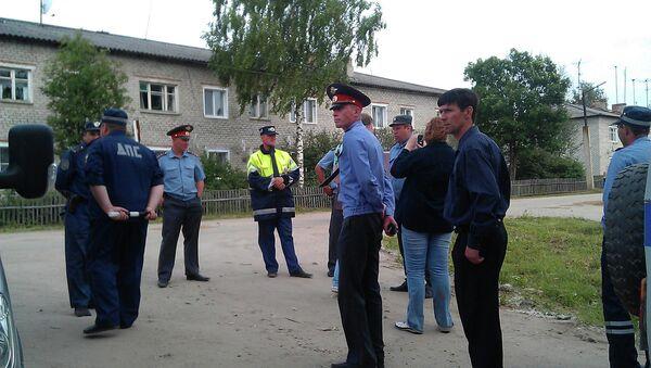 Ситуация в поселке Демьяново Кировской области