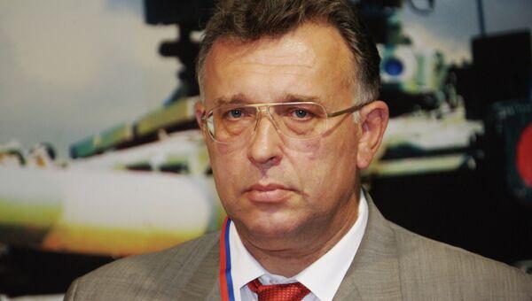 Заместитель генерального директора ФГУП Рособоронэкспорт Игорь Севастьянов. Архив