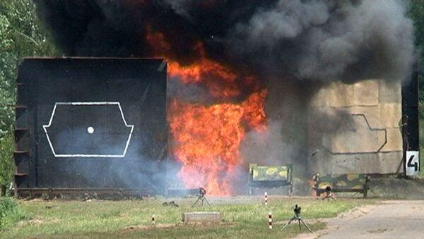Российские гранатометы разносят в клочья танковую броню на ТВМ-2012