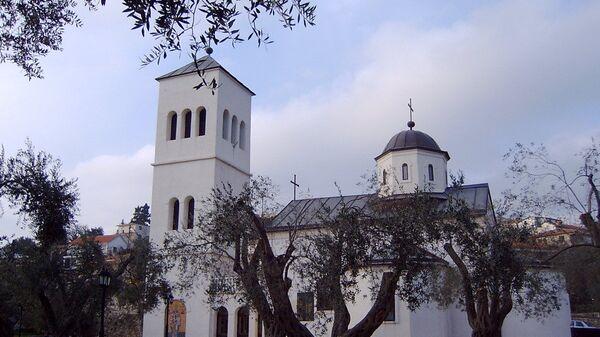 Церковь Святого Николы в Улцине, Черногория