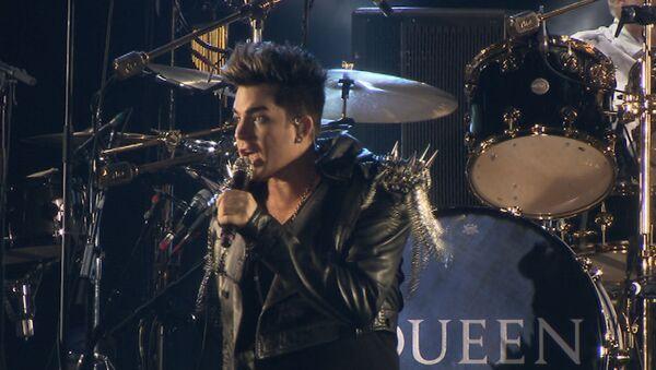 Новый вокалист Queen спел для московских поклонников старые хиты