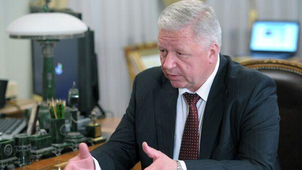 Михаил Шмаков. Архивное фото