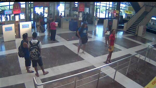 Фото мужчины, который, предположительно, совершил теракт в аэропорту в Бургасе