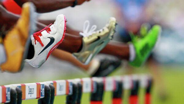 Кроссовки Nike, архивное фото