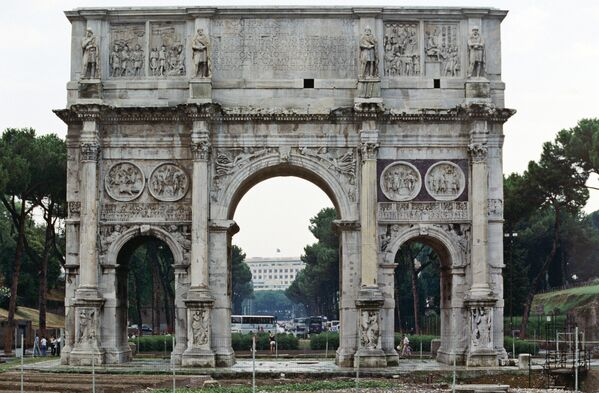 Арка императора Константина