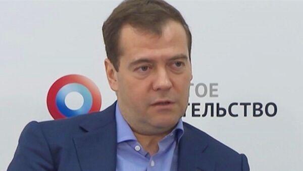 Медведев признался, что его отношение к ЕГЭ стало менее однозначным