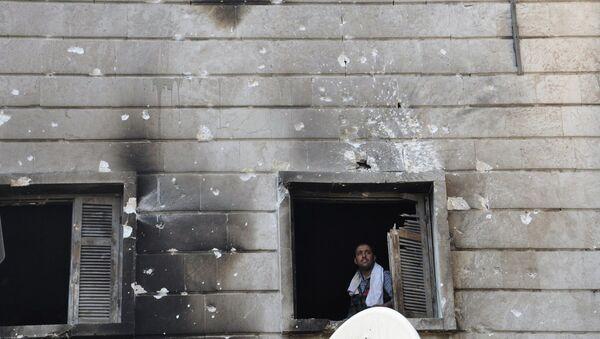 Повстанцы в Сирии. Архив
