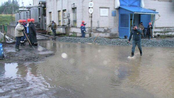 Последствия затопления Маткожненской ГЭС в Республике Карелия
