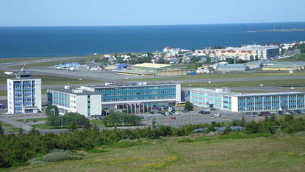 Аэропорт Рейкьявик. Архив