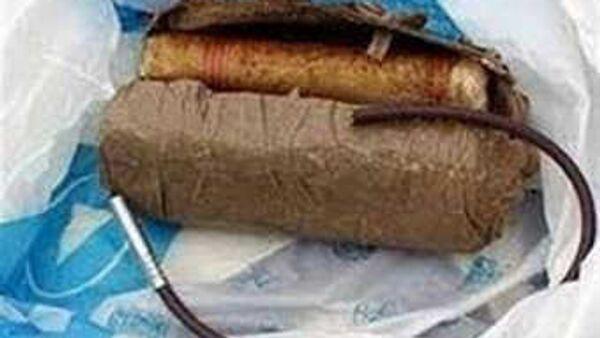 Взрывное устройство, обнаруженное недалеко от мечети, где неизвестные напали на прихожан