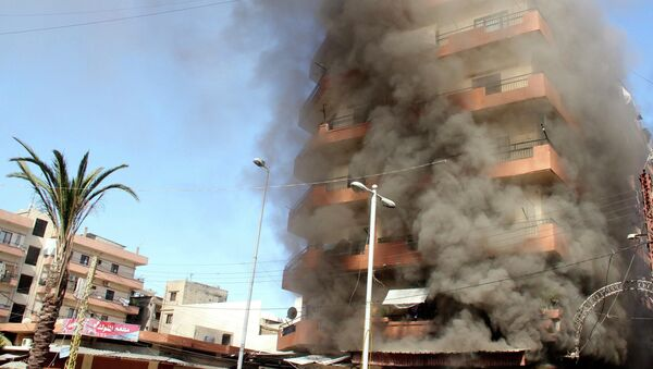 Столкновения в Триполи