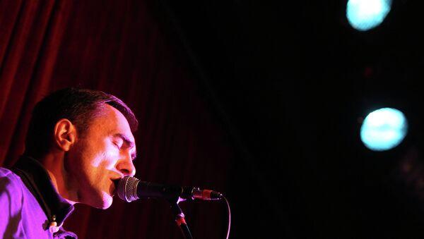 Концерт Вячеслава Бутусова и группы Ю-Питер. Архивное фото