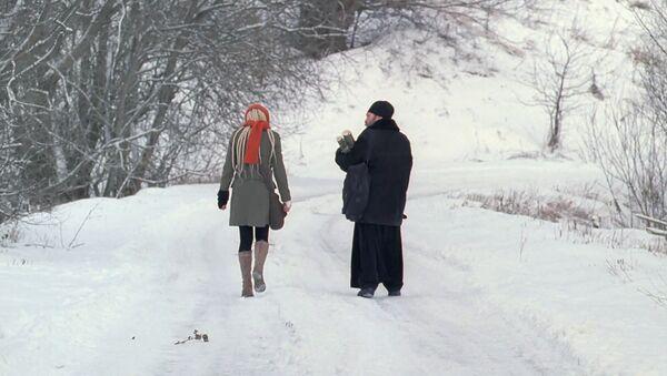 Кадр из фильма Жить