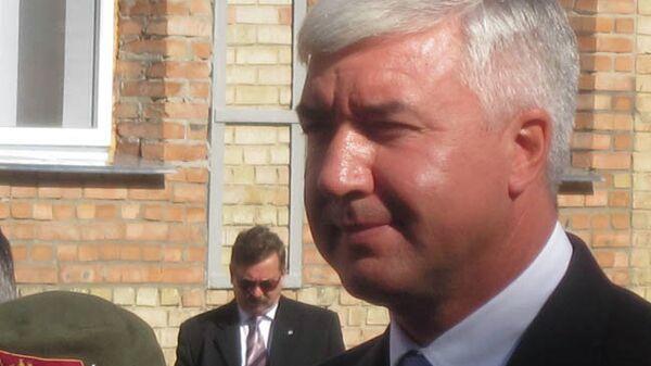 Бывший министр обороны Украины Дмитрий Саламатин