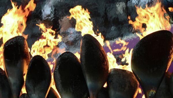 Паралимпийский огонь