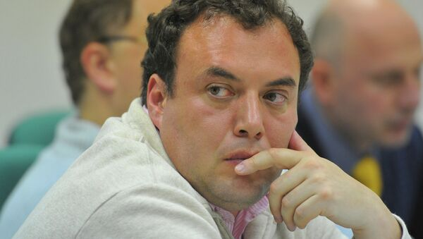 Член президентского Совета по правам человека (СПЧ) Александр Брод. Архивное фото