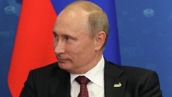 Двусторонние встречи В.Путина с лидерами экономик АТЭС